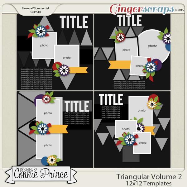 Triangular Volume 2 - 12x12 Temps (CU Ok)