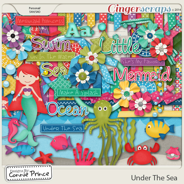 Under The Sea - Kit