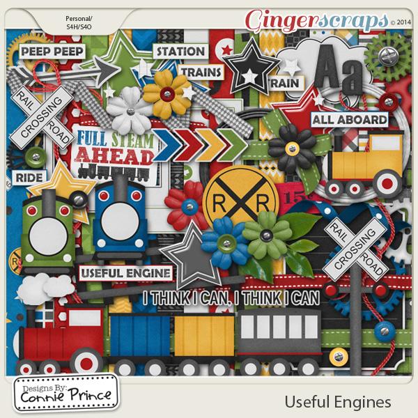 Useful Engines - Kit