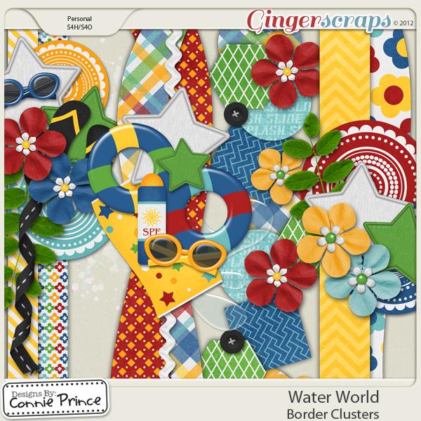 Retiring Soon - Water World - Border Clusters