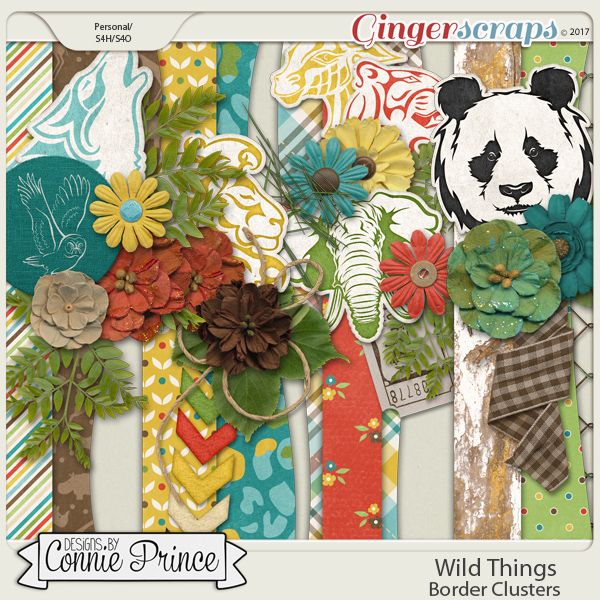 Wild Things - Border Clusters