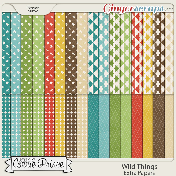 Wild Things - Extra Papers