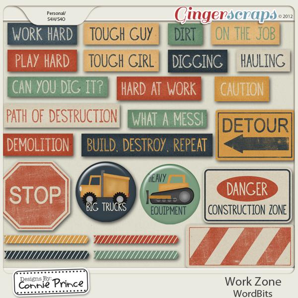 Retiring Soon - Work Zone - WordBits