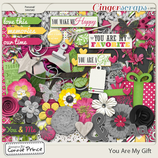 You Are My Gift - Kit