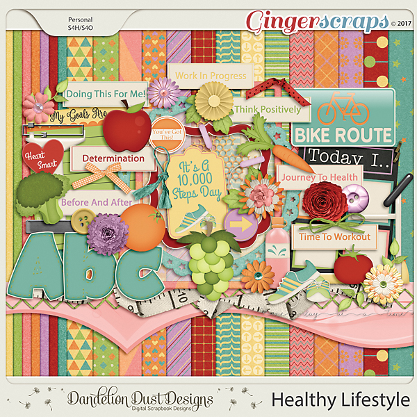 Healthy Lifestyle By Dandelion Dust Designs