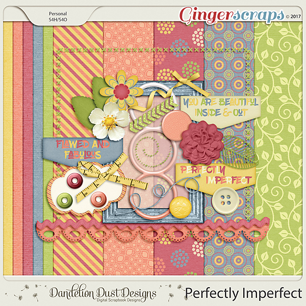 Perfectly Imperfect By Dandelion Dust Designs