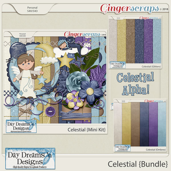 Celestial {Bundle} by Day Dreams 'n Designs
