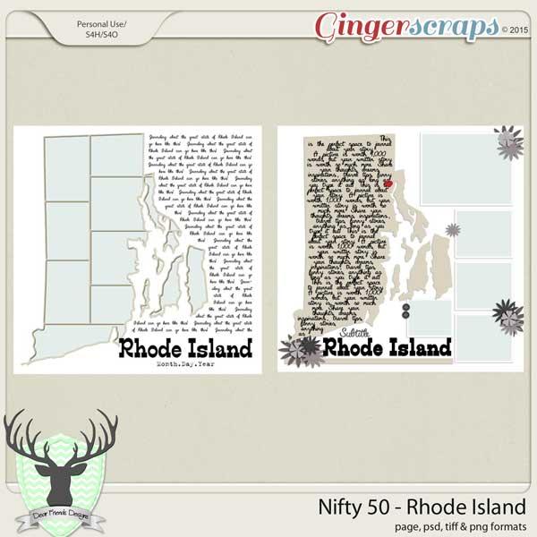 Nifty 50: Rhode Island