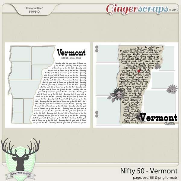 Nifty 50: Vermont