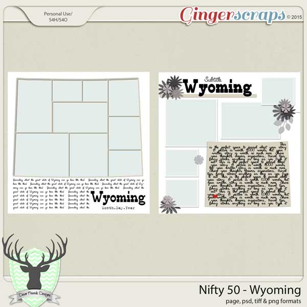 Nifty 50: Wyoming
