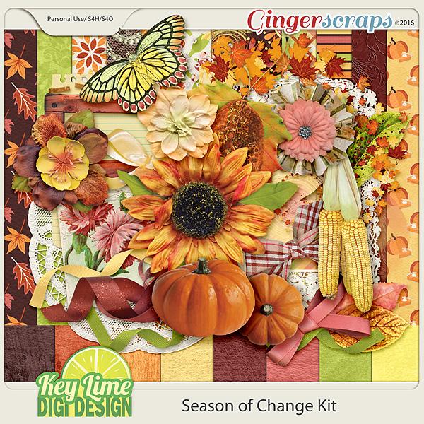 Season of Change Kit