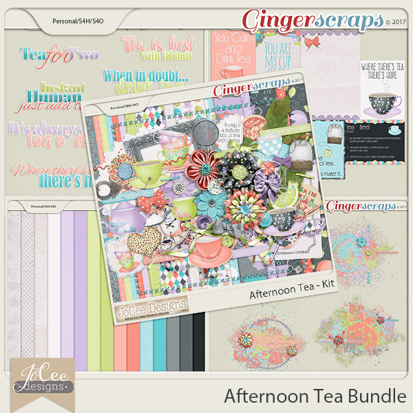 Afternoon Tea Bundle
