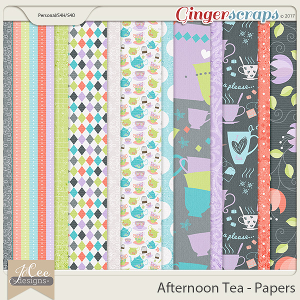 Afternoon Tea Papers