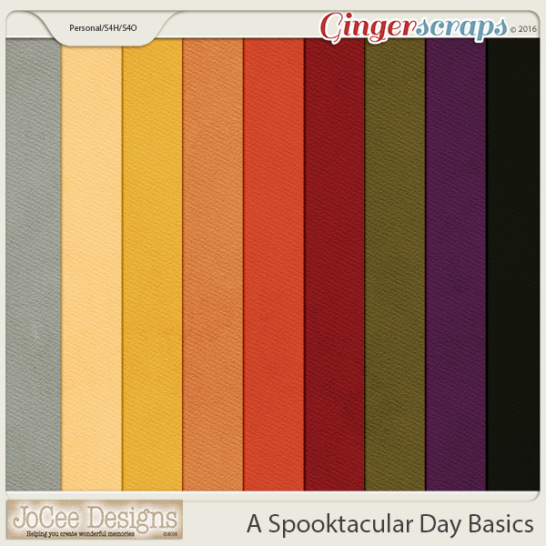 A Spooktacular Day Basic Papers