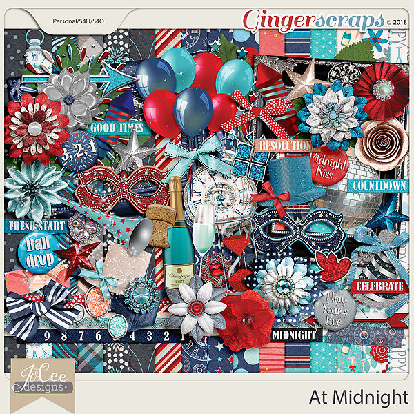 At Midnight Kit by JoCee Designs