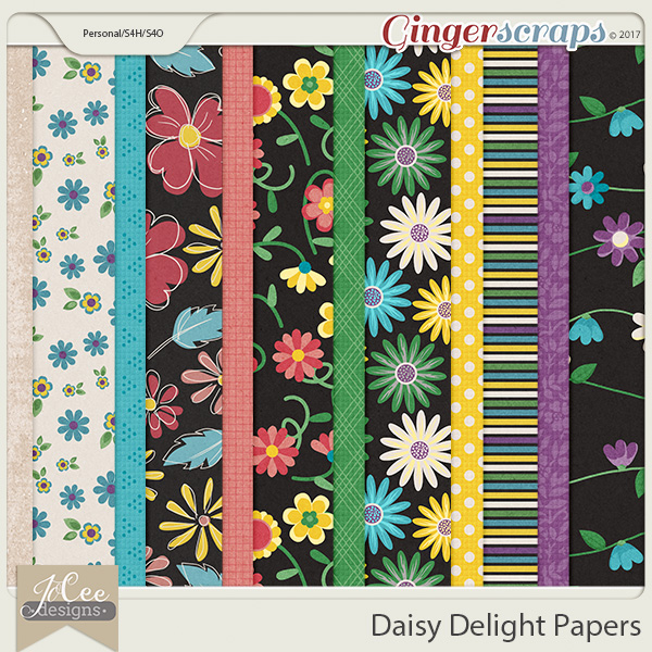 Daisy Delight Papers