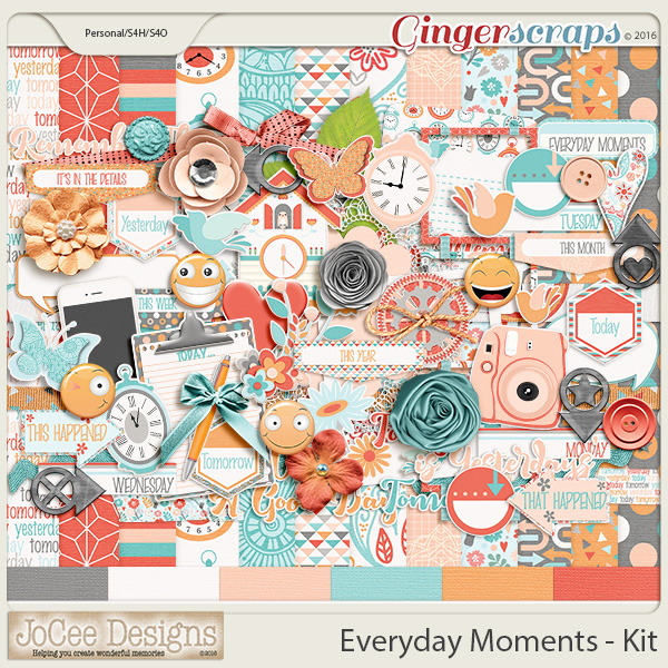 Everyday Moments Kit
