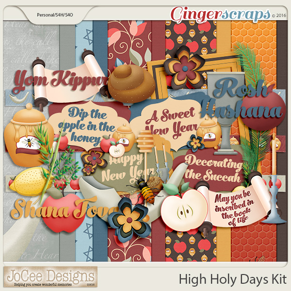 High Holy Days Kit