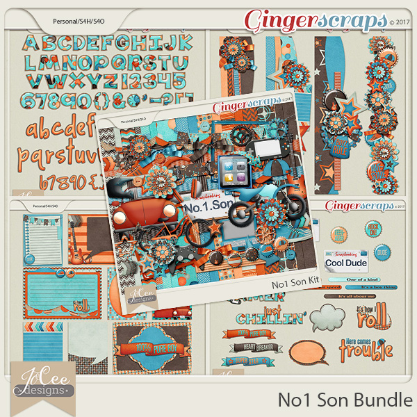 No1 Son Bundle