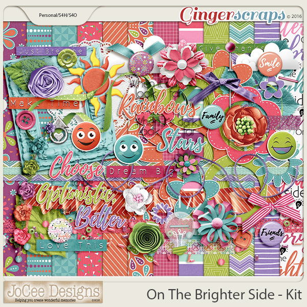 On The Brighter Side - Kit