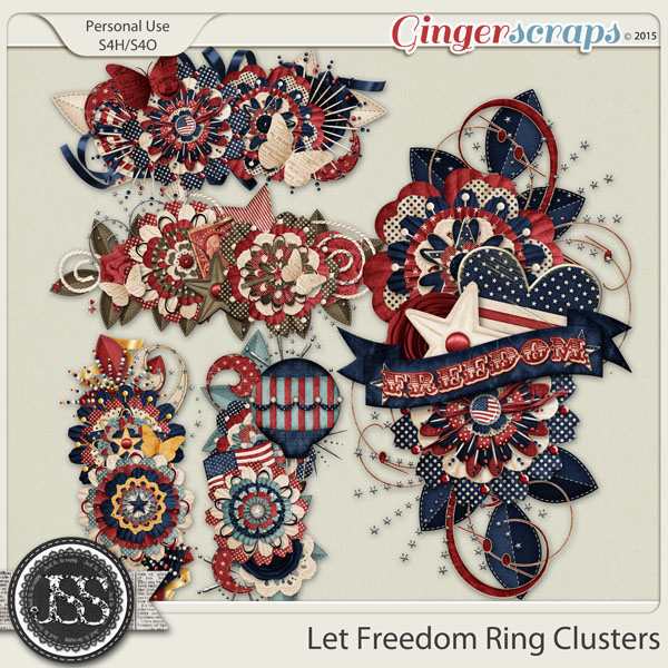Let Freedom Ring Clusters
