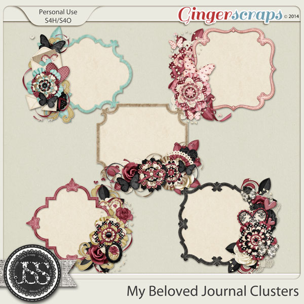 My Beloved Journal Clusters
