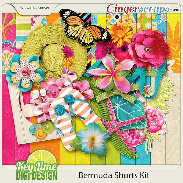 Bermuda Shorts Kit