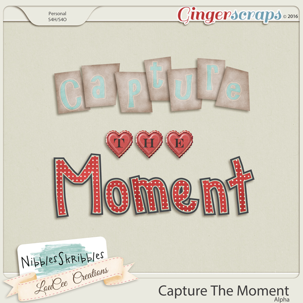 Capture The Moment Alpha