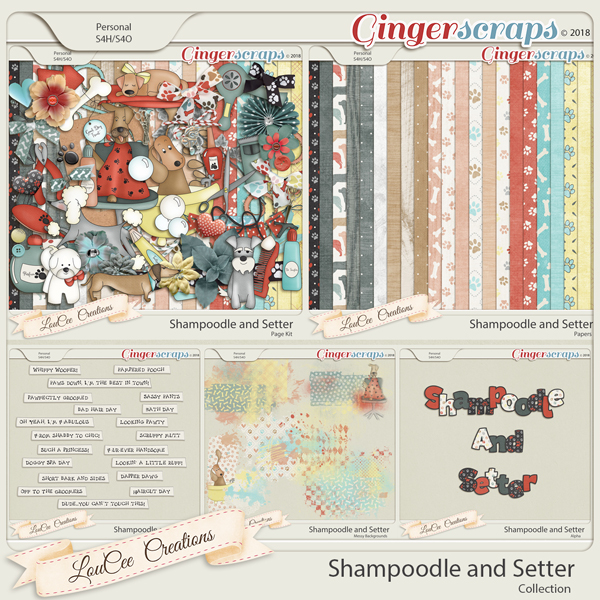 Shampoodle and Setter Collection