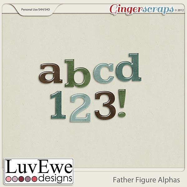 Father Figure Alphas