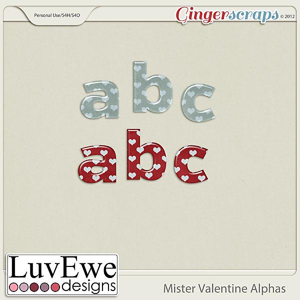 Mister Valentine Alphas