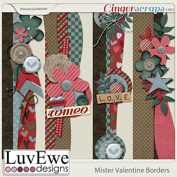 Mister Valentine Borders