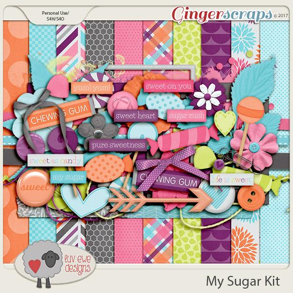My Sugar Kit by Luv Ewe Designs