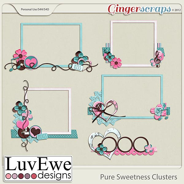 Pure Sweetness Clusters