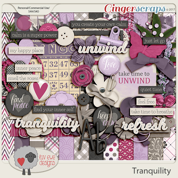 Tranquility Kit by Luv Ewe Designs