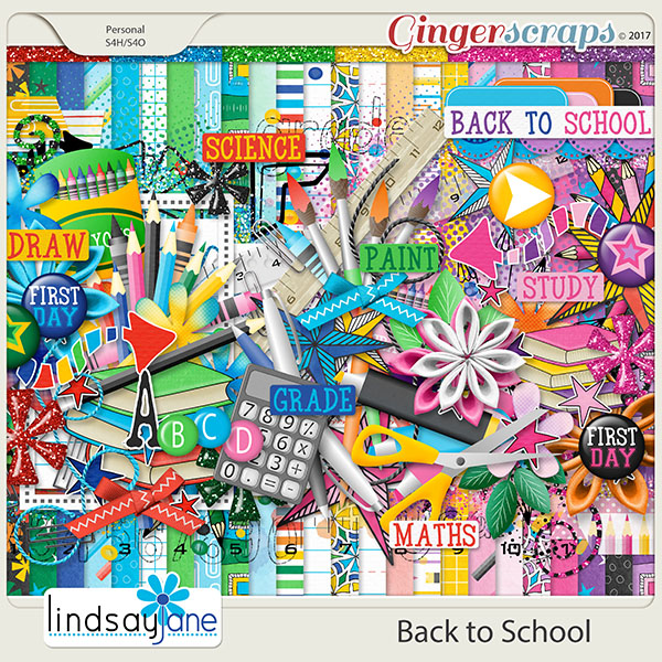 Back to School by Lindsay Jane