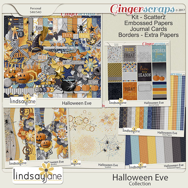 Halloween Eve Collection by Lindsay Jane