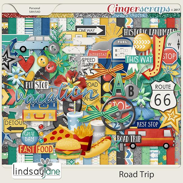 Road Trip by Lindsay Jane