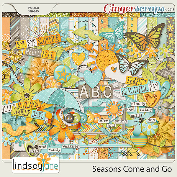 Seasons Come and Go by Lindsay Jane