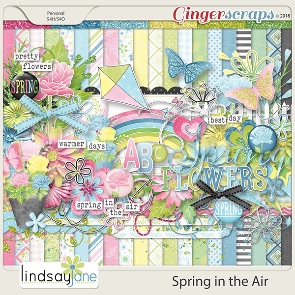 Spring in the Air by Lindsay Jane