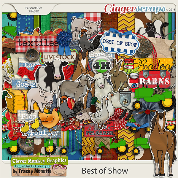 Best of Show by Clever Monkey Graphics