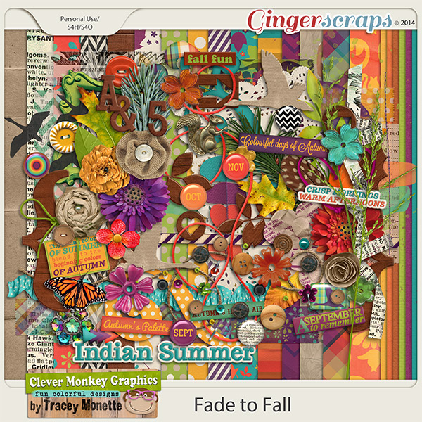 Fade to Fall by Clever Monkey Graphics