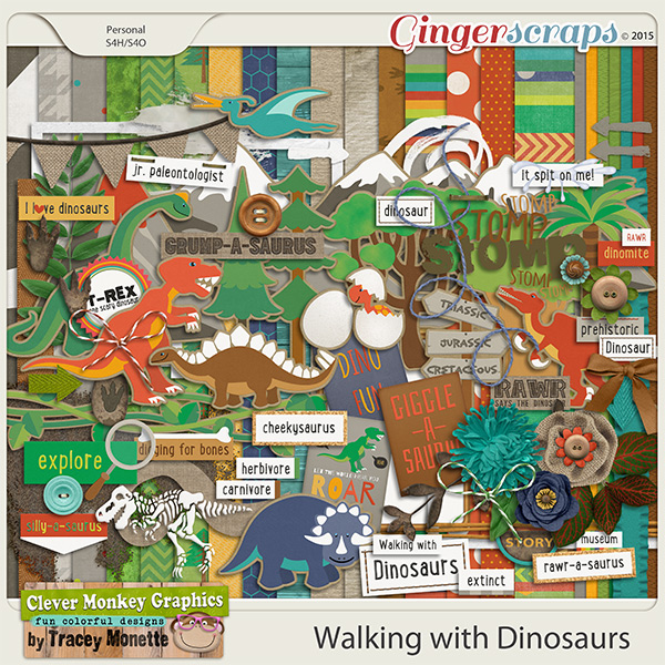 Walking with Dinosaurs by Clever Monkey Graphics