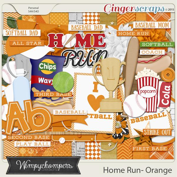 Home- Run-Orange