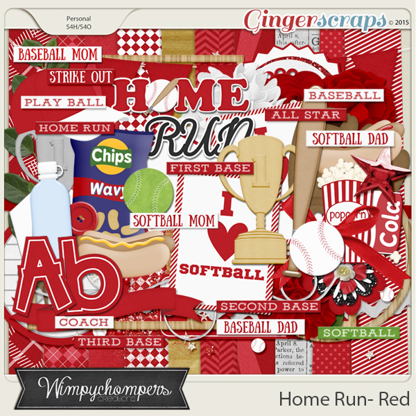 Home- Run-Red