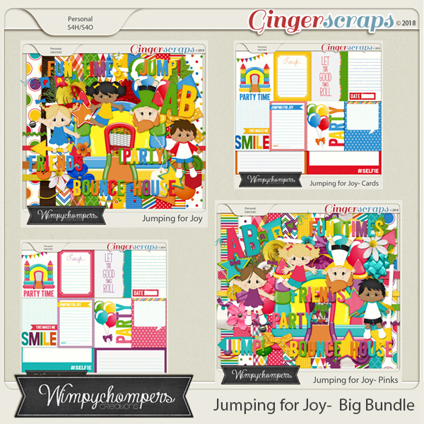 Jumping for Joy Big Bundle