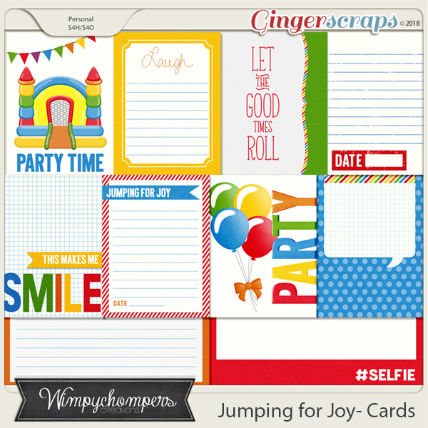 Jumping for Joy Cards