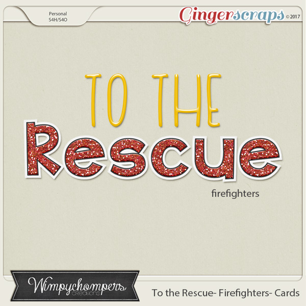 To the Rescue- Firefighters Alphabet