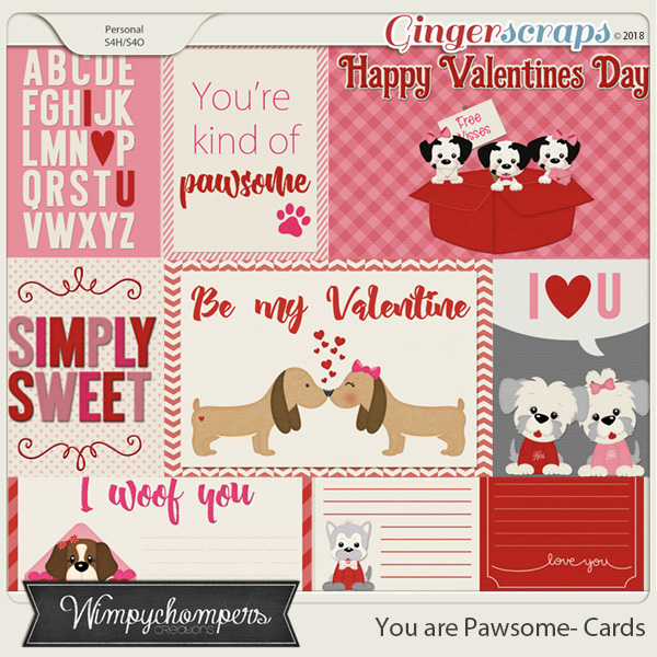 You are Pawsome Cards