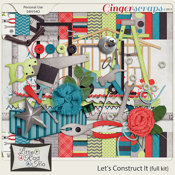 Let's Construct It {full kit}